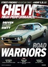 Chevy High Performance Magazine | 8/1/2019 Cover