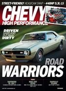 Chevy High Performance Magazine 8/1/2019