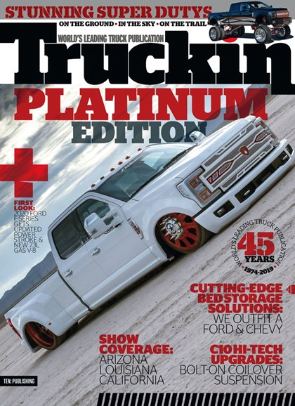 Truckin' Cover - 8/1/2019