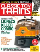 Classic Toy Trains Magazine 7/1/2019