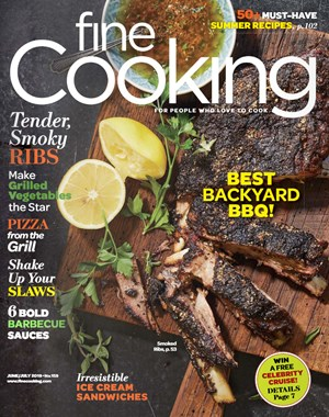 Fine Cooking Magazine | 6/2019 Cover