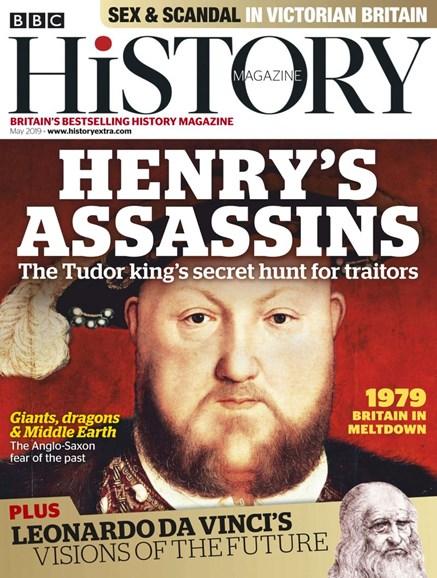 BBC History Cover - 5/1/2019