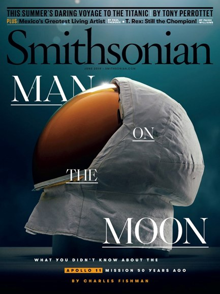 Smithsonian Cover - 6/1/2019