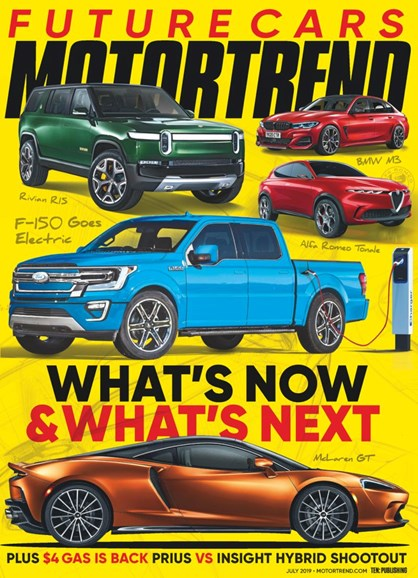 Motor Trend Cover - 7/1/2019