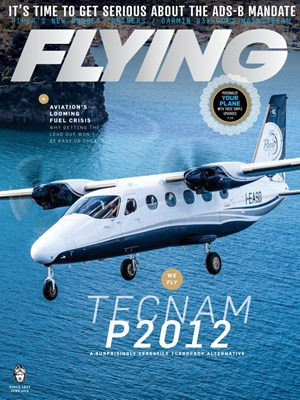 Flying Magazine | 6/2019 Cover