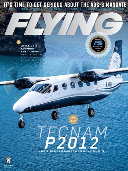 Flying Magazine | 6/2019 Cover