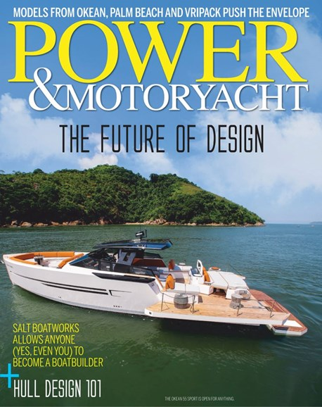 Power & Motoryacht Cover - 6/1/2019