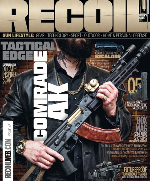 Recoil Cover - 7/1/2019