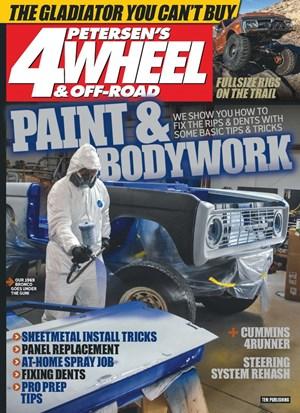 4 Wheel & Off-Road Magazine | 8/2019 Cover