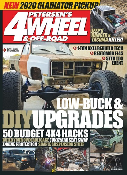 4 Wheel & Off-Road Cover - 7/1/2019
