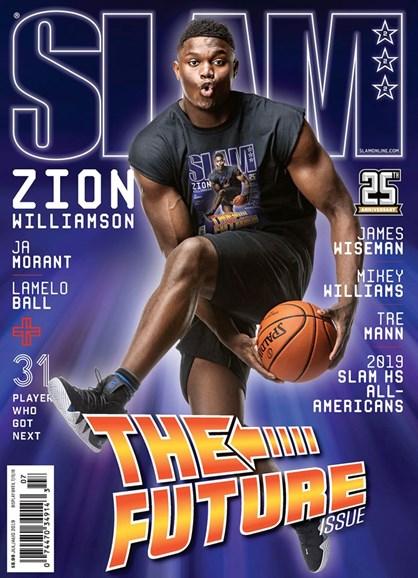 Slam Cover - 7/1/2019