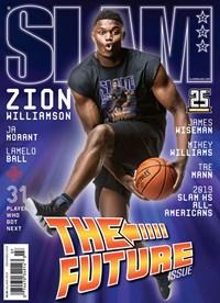 Slam Magazine   7/2019 Cover