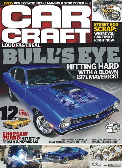 Car Craft Cover - 7/1/2019