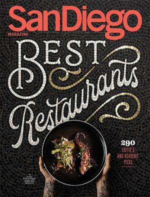 San Diego Magazine   6/2019 Cover