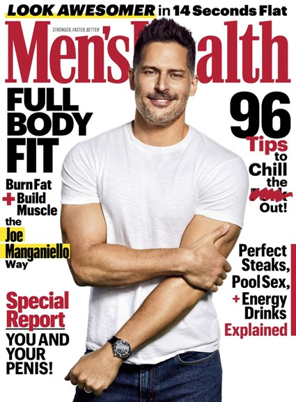 Men's Health Cover - 6/1/2019