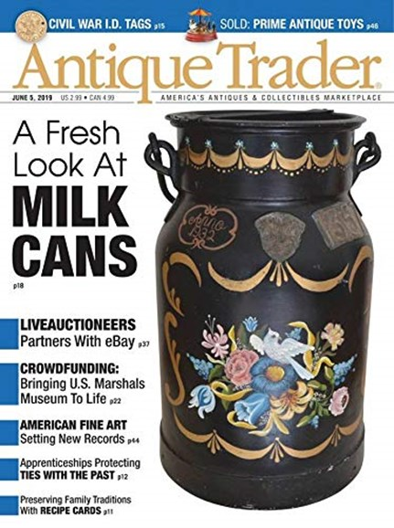 Antique Trader Cover - 6/5/2019
