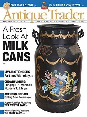 Antique Trader Magazine | 6/5/2019 Cover