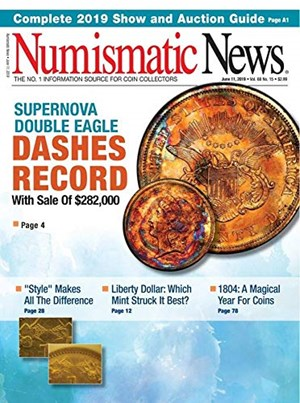 Numismatic News Magazine | 6/11/2019 Cover