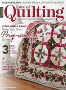 Fons & Porter's Love of Quilting 7/1/2019