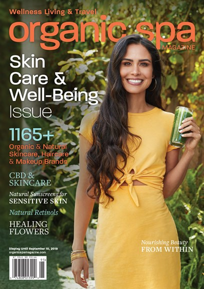 Organic Spa Cover - 6/1/2019