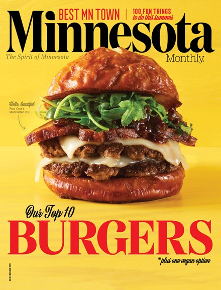Minnesota Monthly Cover - 5/1/2019