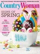 Country Woman Magazine 4/1/2019