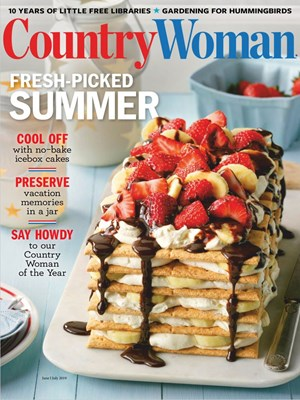 Country Woman Magazine | 6/2019 Cover