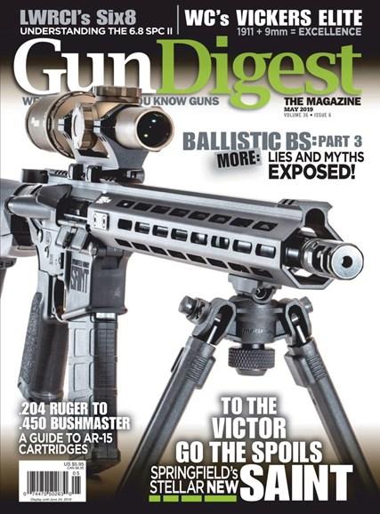 Gun Digest Cover - 5/1/2019