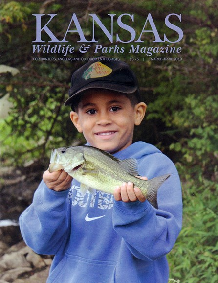 Kansas Wildlife & Parks Cover - 3/1/2019