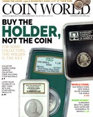 Coin World Magazine 4/1/2019