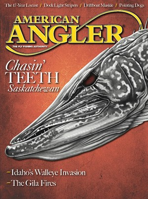 American Angler Magazine | 5/2019 Cover