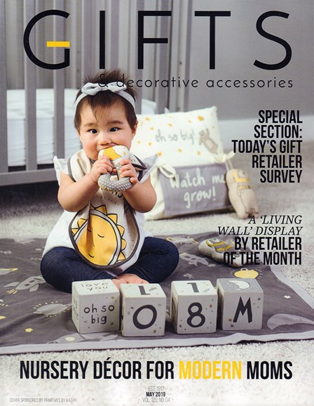 Gifts And Decorative Accessories Cover - 5/1/2019