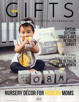 Gifts And Decorative Accessories Magazine | 5/2019 Cover