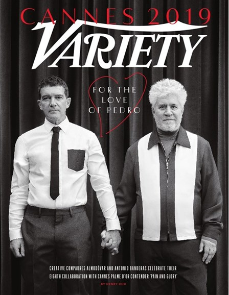 Variety Cover - 5/7/2019