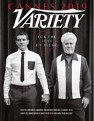Weekly Variety Magazine 5/7/2019