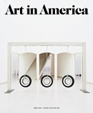 Art In America Magazine 4/1/2019