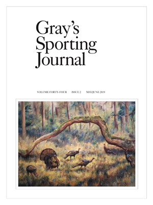 Gray's Sporting Journal Magazine | 5/2019 Cover