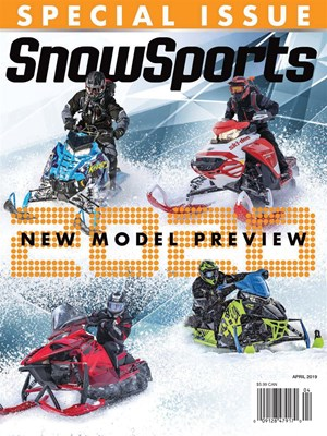 Snow Goer Magazine | 4/2019 Cover