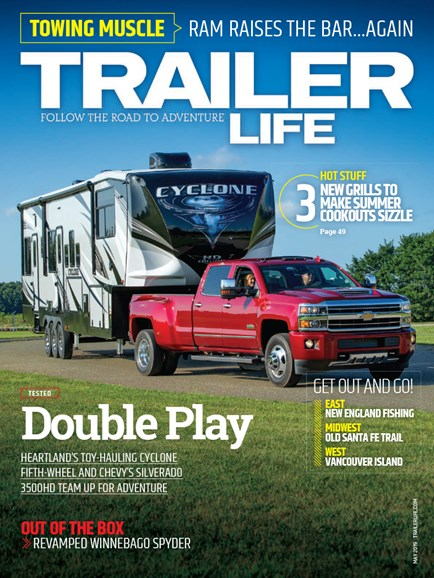 Trailer Life Cover - 5/1/2019