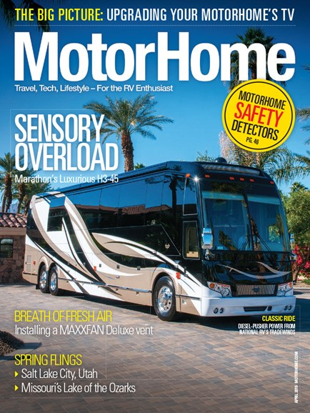 MotorHome Cover - 4/1/2019