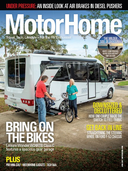 MotorHome Cover - 6/1/2019