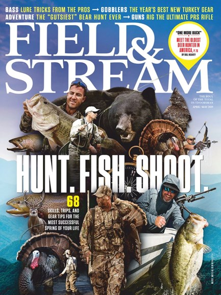 Field & Stream Cover - 4/1/2019