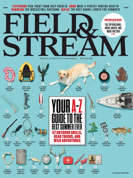 Field & Stream Cover - 6/1/2019