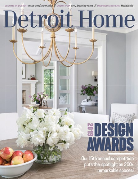 Detroit Home Cover - 4/1/2019