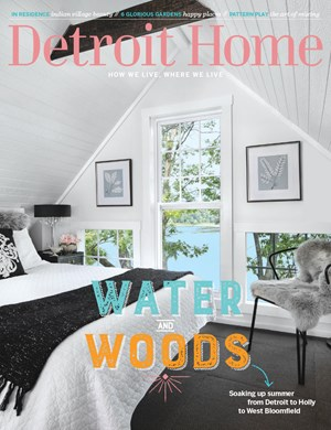Detroit Home Magazine | 6/2019 Cover