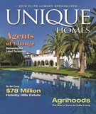 Unique Homes Magazine 3/1/2019