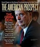 The American Prospect Magazine 4/1/2019