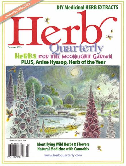 Herb Quarterly Cover - 6/1/2019