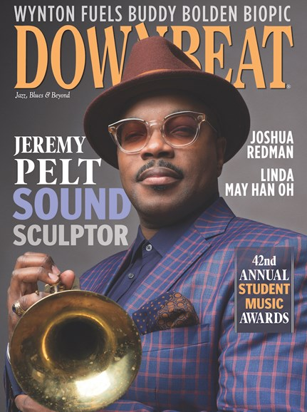DownBeat Cover - 6/1/2019