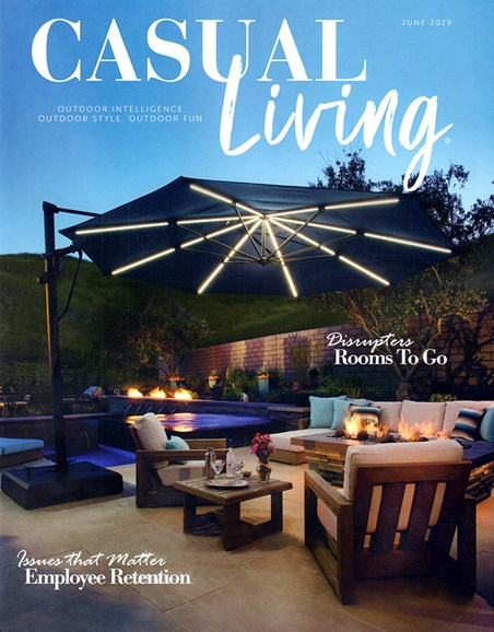 Casual Living Cover - 6/1/2019